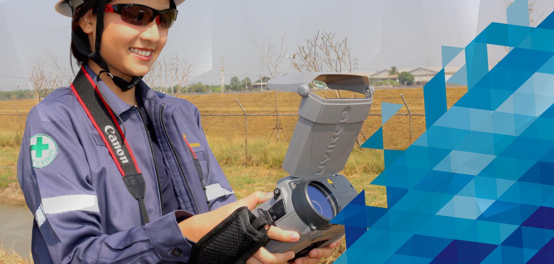 อบรมการใช้งานและประโยชน์ของกล้อง CoroCam D และกล้อง  Infrared